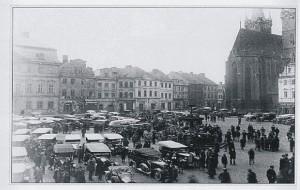 Auta na VN v HK 1914